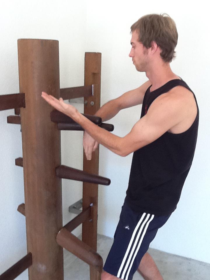 Wooden Dummy Form